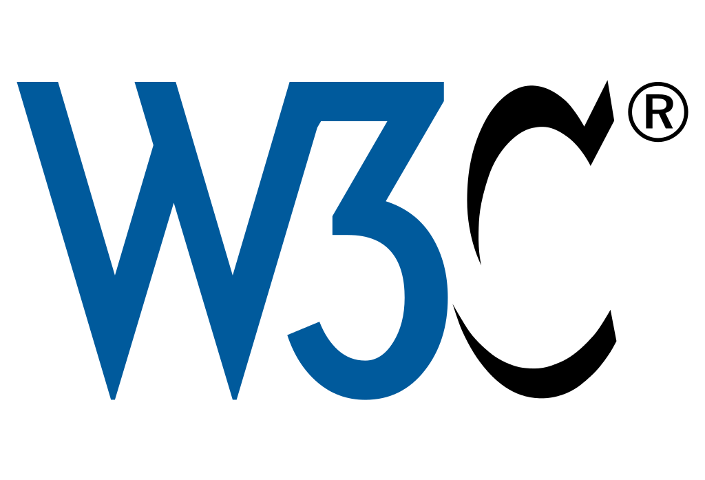 Logo of the W3C