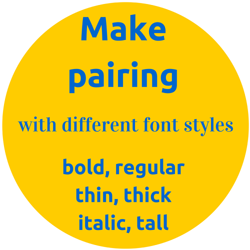 5 new tips to choose a font for your website