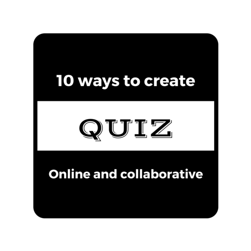 Weekly digital resources #16: quiz, multimedia editors and Excel
