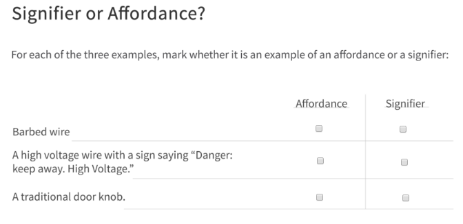 signifier-or-affordance-quiz