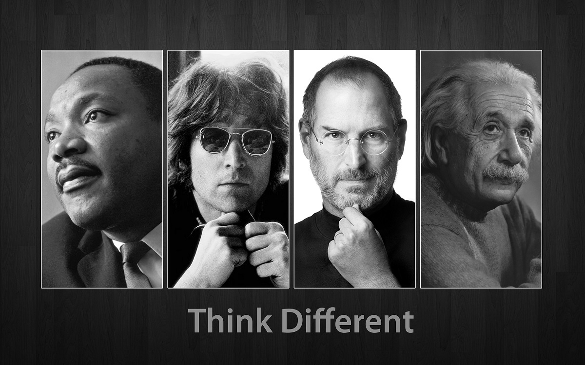 4 leaders qui pensent différemment